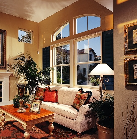 Florida replacement windows products white aluminum for Window installation orlando