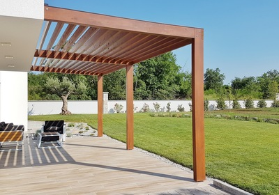 5 Innovative Pergola Ideas