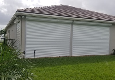 Hurricane Shutters and Storm Protection Types