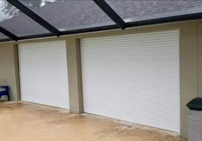 Protect Your Property With Rolling Shutters