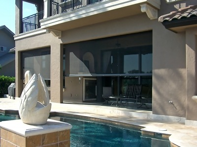 Retractable Screen Systems for your Central Florida Home