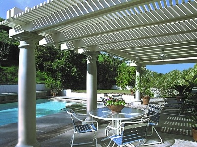 Rain or Shine: The Benefits of a Louvered Roof System