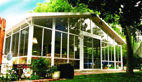 Florida Rooms Sunrooms Screen Rooms White Aluminum